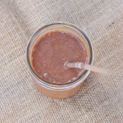 Chocolate Recovery Shake