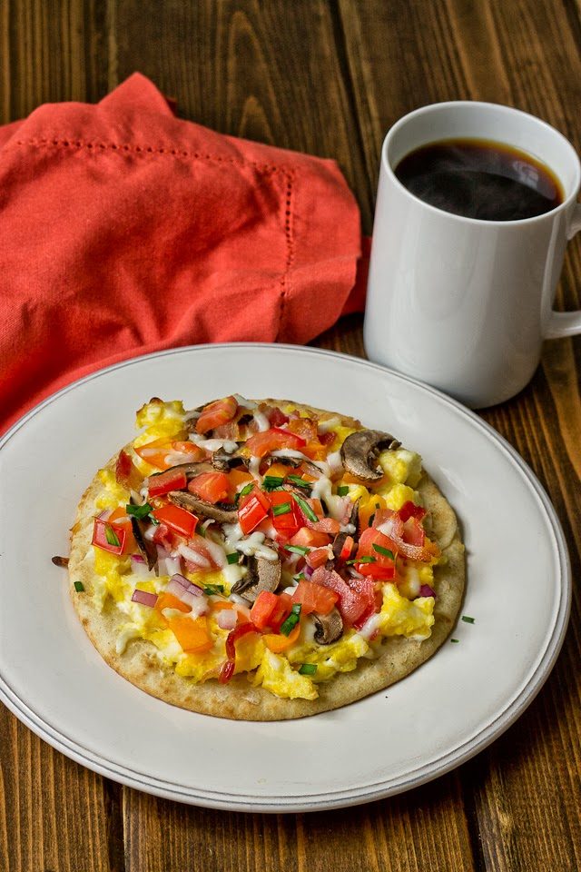 so into eggs at breakfast they are savory and a great breakfast ...