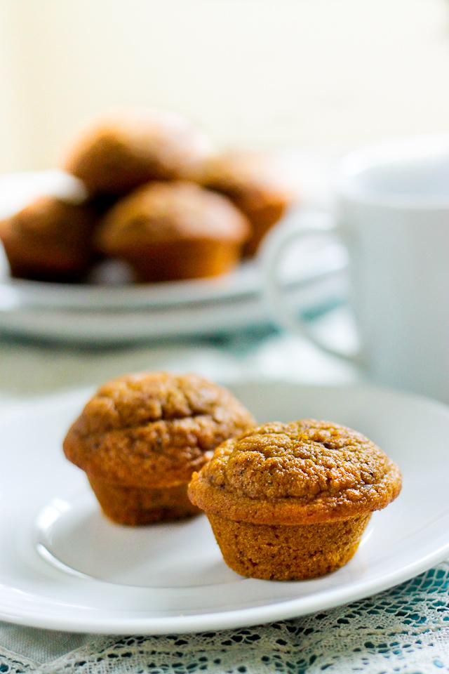Healthy-Pumpkin-Muffins