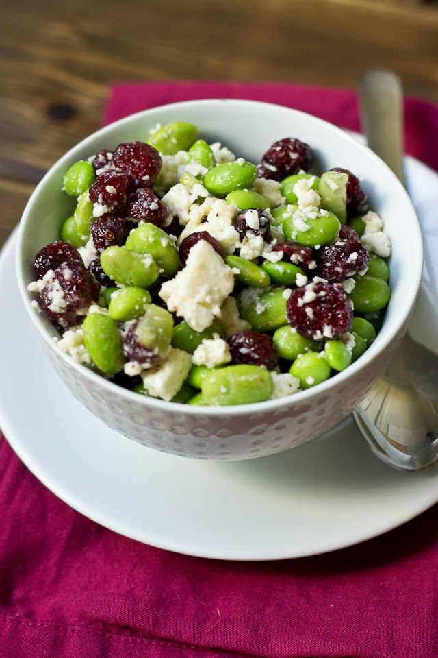 recipe: eggnog and cranberry salad [32]