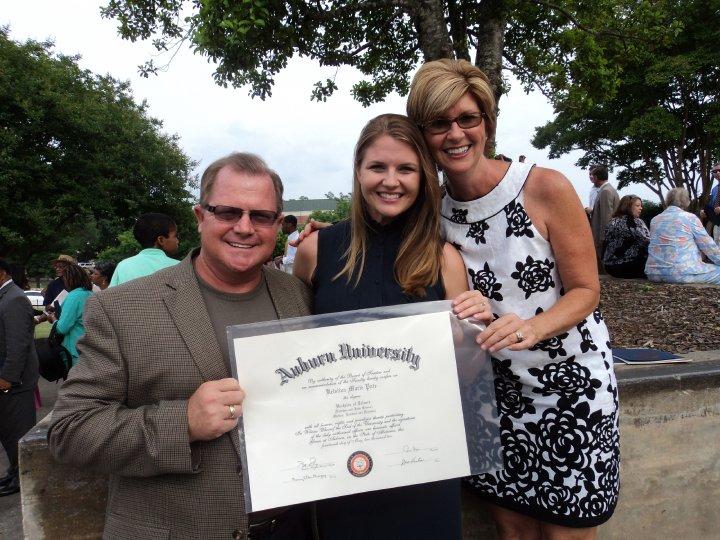 Auburn Graduation