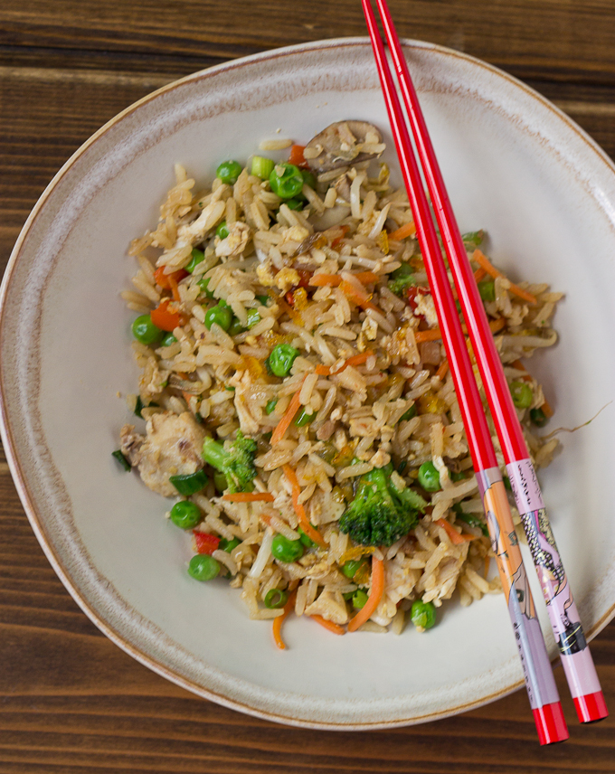Sweet Chili Chicken Rice Bowl Recipes — Dishmaps
