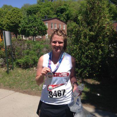 Keybank Vermont City Marathon {Cabot Fit Team}