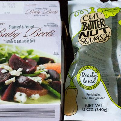Butternut Squash, Beet, & Quinoa Salad