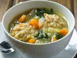 Italian Wedding Soup Can.Italian Wedding Soup With Quinoa
