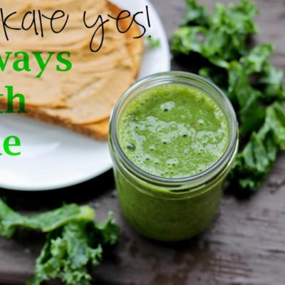 oh kale yes! 8 ways with kale