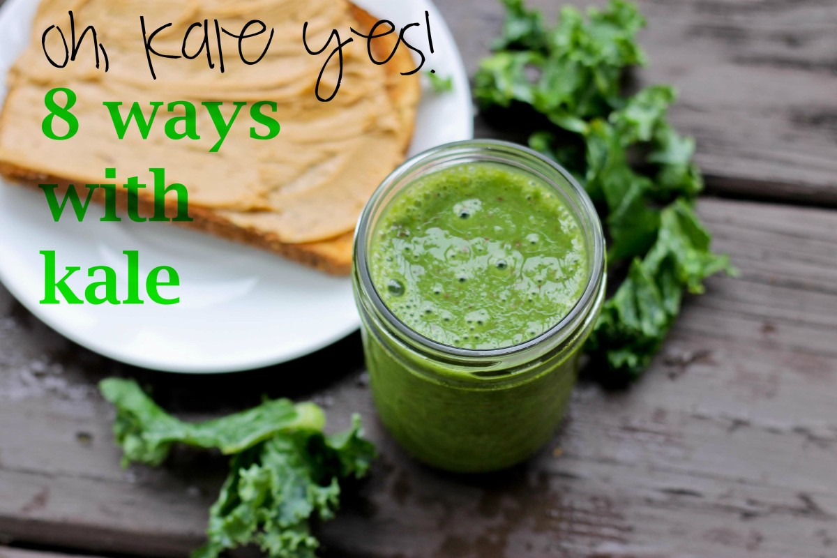 Ways to Use Kale