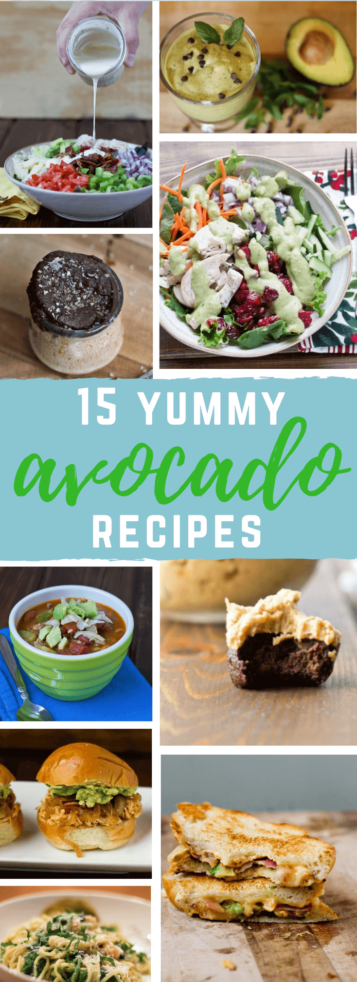 Nutritional Benefits of Eating Avocados | 15 Avocado Recipes You'll Love