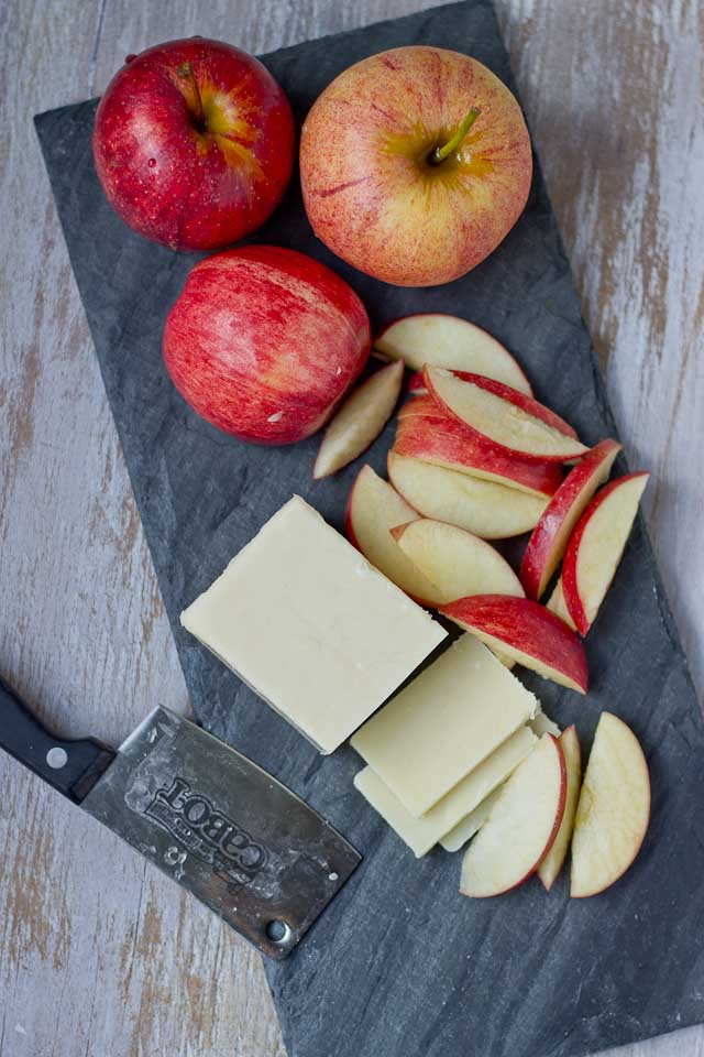 Apples and Cheese-7359