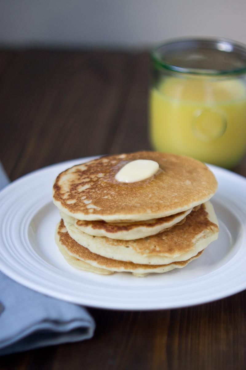 Gluten Free Buttermilk Pancakes: The Best Pancakes Ever ...