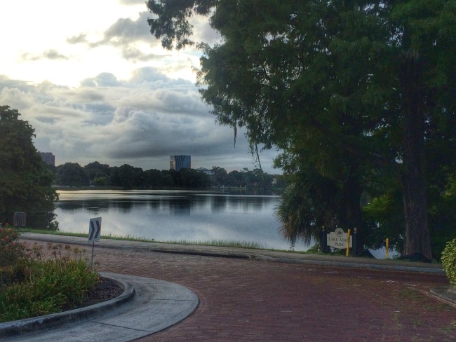 Where to Run in Orlando