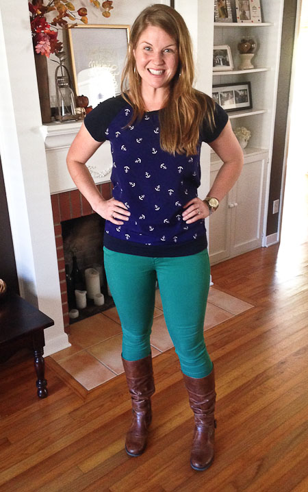 Stitch Fix Review 1-0336