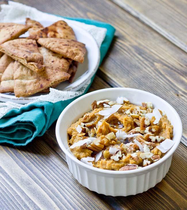 Sweet Potato Pie Dessert Hummus love  zest