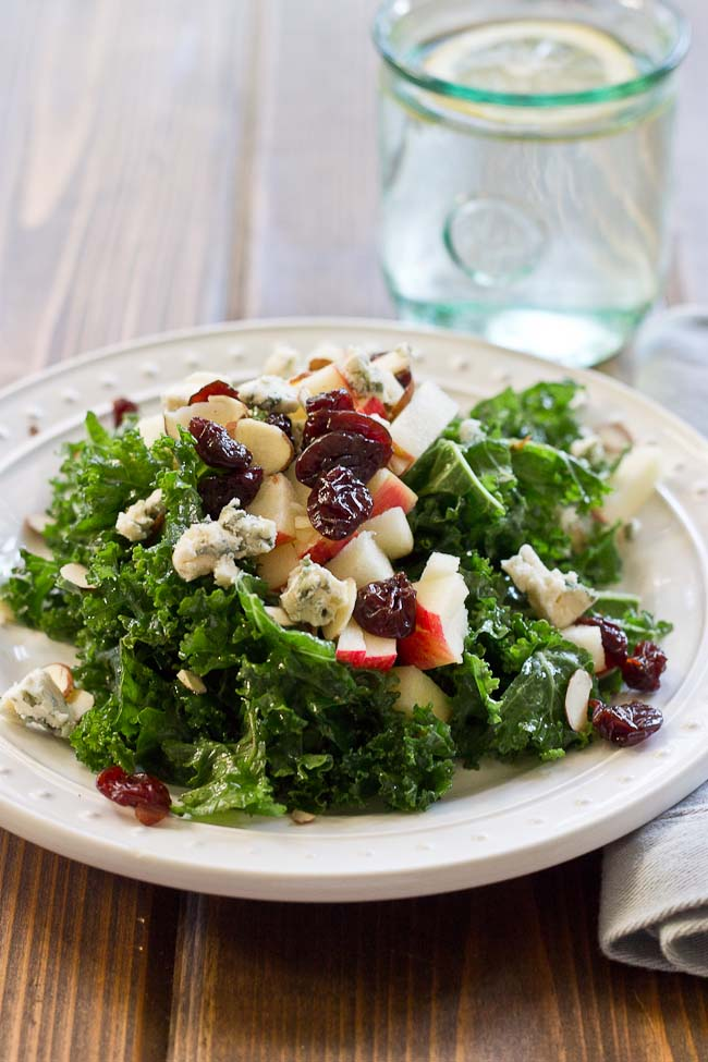 Apple & Kale Power Salad + Weekly Eats & Workouts | love ...