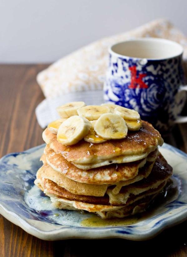 Gluten free banana pancakes love zest ccuart Gallery