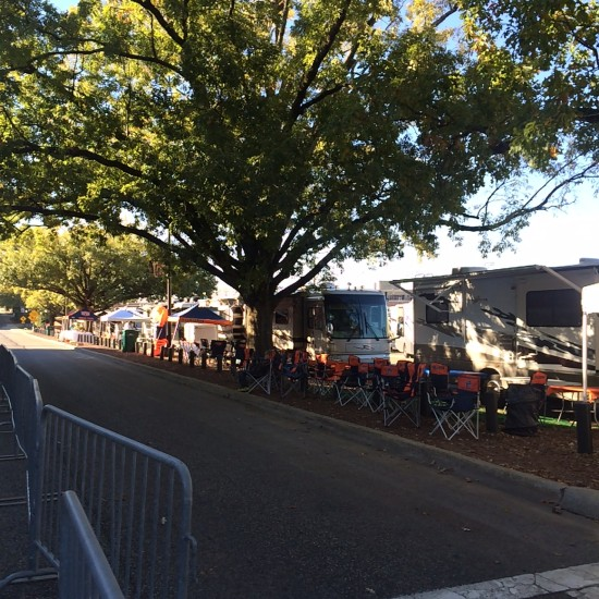 Auburn University Tailgating