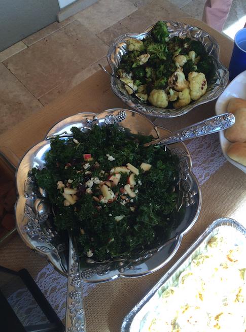 Apple & Kale Power Salad