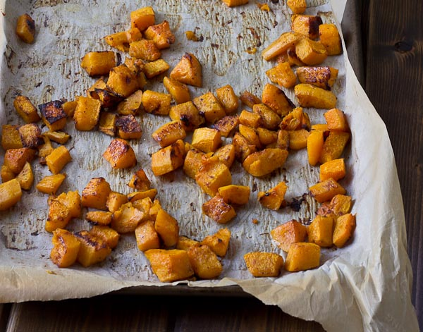 How to Guide for Roasting Vegetables. Roasting brings out the sweetness of a vegetable when it caramelizes in the oven. This Roasted Butternut Squash makes the perfect side dish or can be used in another recipe that calls for roasted squash. YUMMMMM!