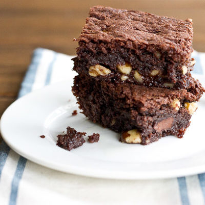 Why Eating A Brownie Can Be Good For You