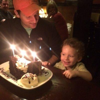 Happy Birthday Eric + Our Disney Staycation