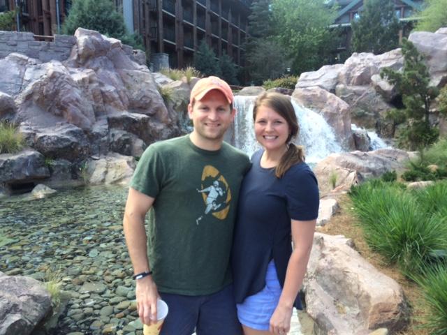 Disney Fort Wilderness Lodge