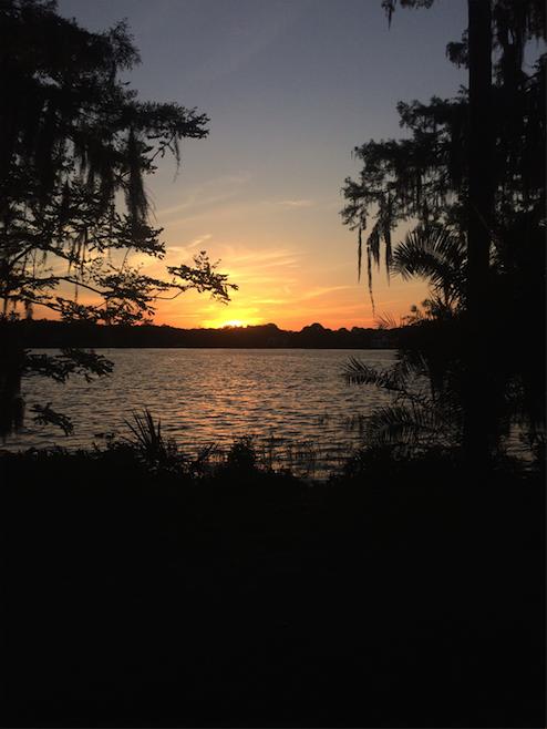 Florida Sunset Winter Park