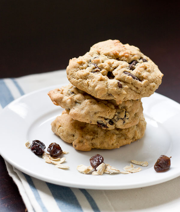 These Oatmeal Raisin Peanut Butter Chocolate Chip Cookies are a yummy sweet and salty treat with lots of texture. Make a batch of these cookies and share them with the ones you love.