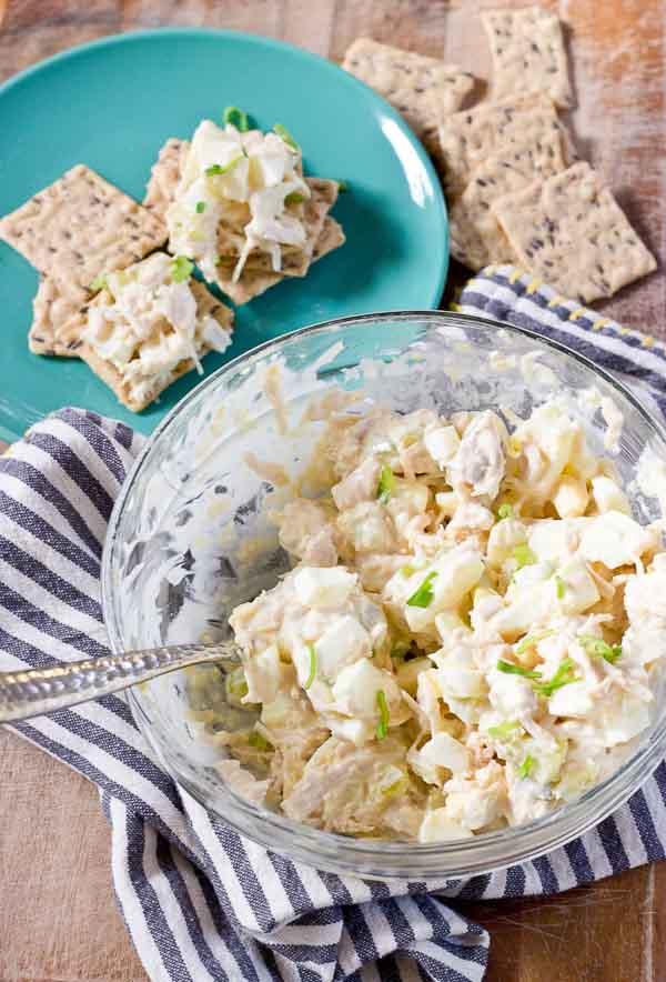 Chicken salad recipe mayonnaise celery