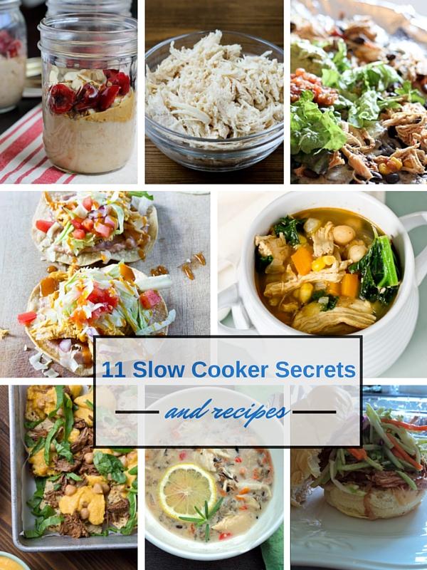 11 Slow Cooker Secrets + Best Slow Cooker Recipes | loveandzest.com | @KristinaLaRueRD