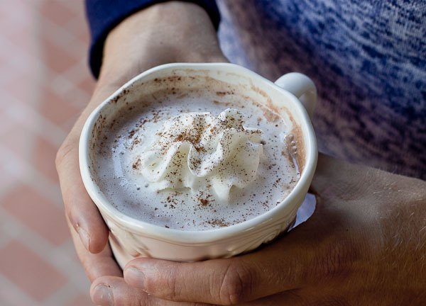 Who doesn't love a warm mug of hot cocoa on a chilly evening? Cozy up with this Cinnamon Hot Chocolate, guilt free with no sugar added!