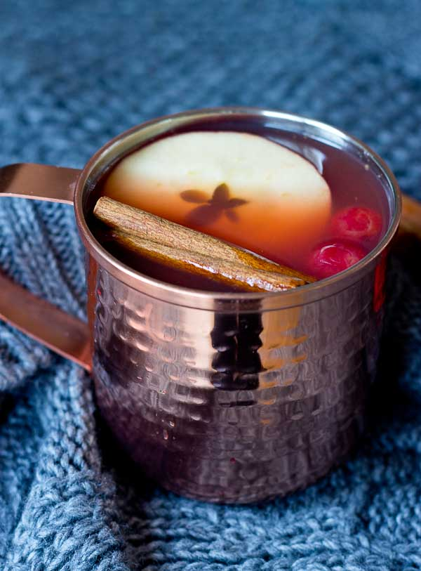 Grab a mug of Mulled Tart Cherry Apple Cider this holiday season. A traditional warm apple cider infused with Montmorency tart cherries… it's easy to prepare and a festive way to celebrate the most wonderful time of the year.