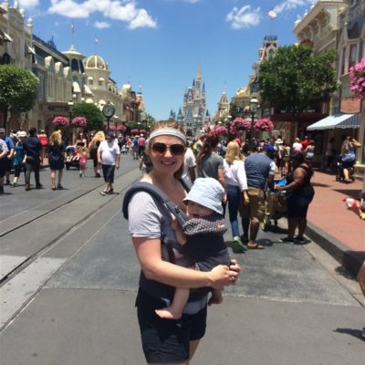 Parker's Trip to Disney!