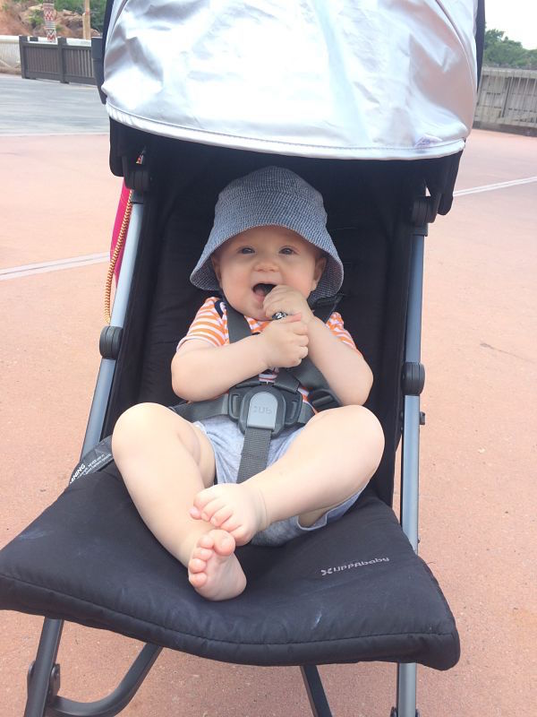 Parker at Disney