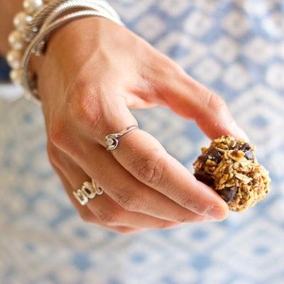 Cookie Dough Energy Bites