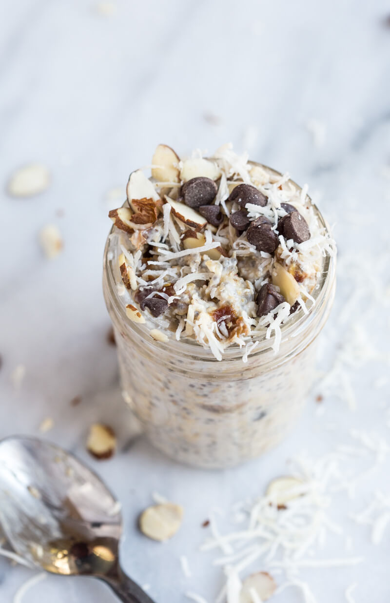 Old Fashioned Oats For Overnight Oats