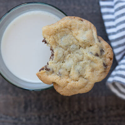 Best Homemade Chocolate Chip Cookies + 10 ways to adapt the recipe!