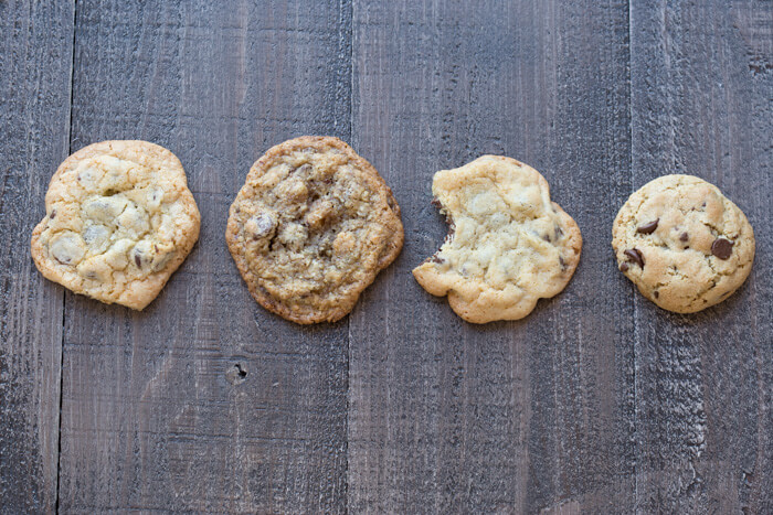 Crispy on the outside and soft in the middle. Get the Best Homemade Chocolate Chip Cookies recipe in your life.