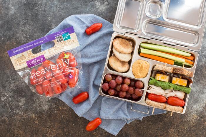 Sandwich Free Kid Friendly Lunch Box Ideas Ft Village Farms