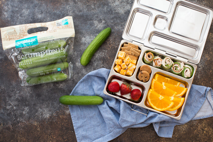 Sandwich free kid friendly lunch box ideas the whole family will love. These tasty bento style lunch boxes are balanced for nutrition, color, and variety the kids will love them.