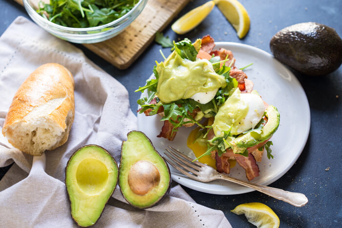 Avocados have lots of heart health benefits.