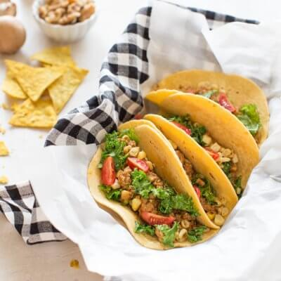 Superfood Turkey Tacos