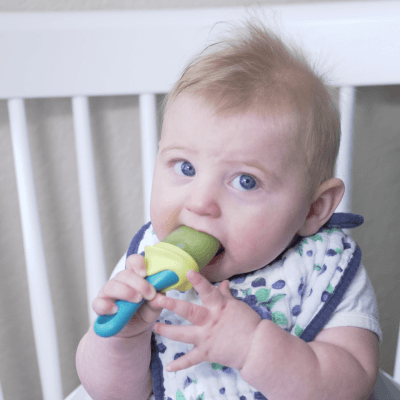 With the latest research suggesting early peanut introduction, we've rounded up 8 ways on how to feed peanut butter to babies.