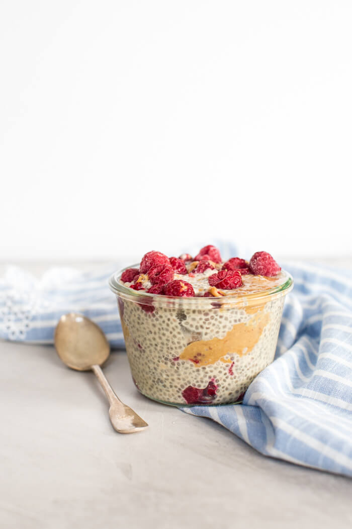 dairy free chia pudding recipe