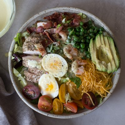 The Most Epic Cobb Salad Recipe