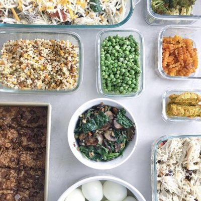 How to Meal Prep for the Week   Busy Moms Guide