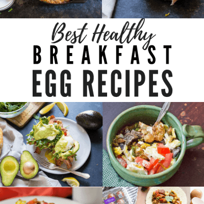 15 Healthy Breakfast Recipes with Eggs