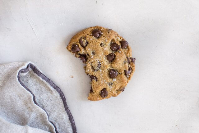 keto cookie recipe with chocolate chips
