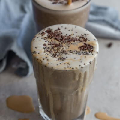 chocolate peanut butter protein shakes
