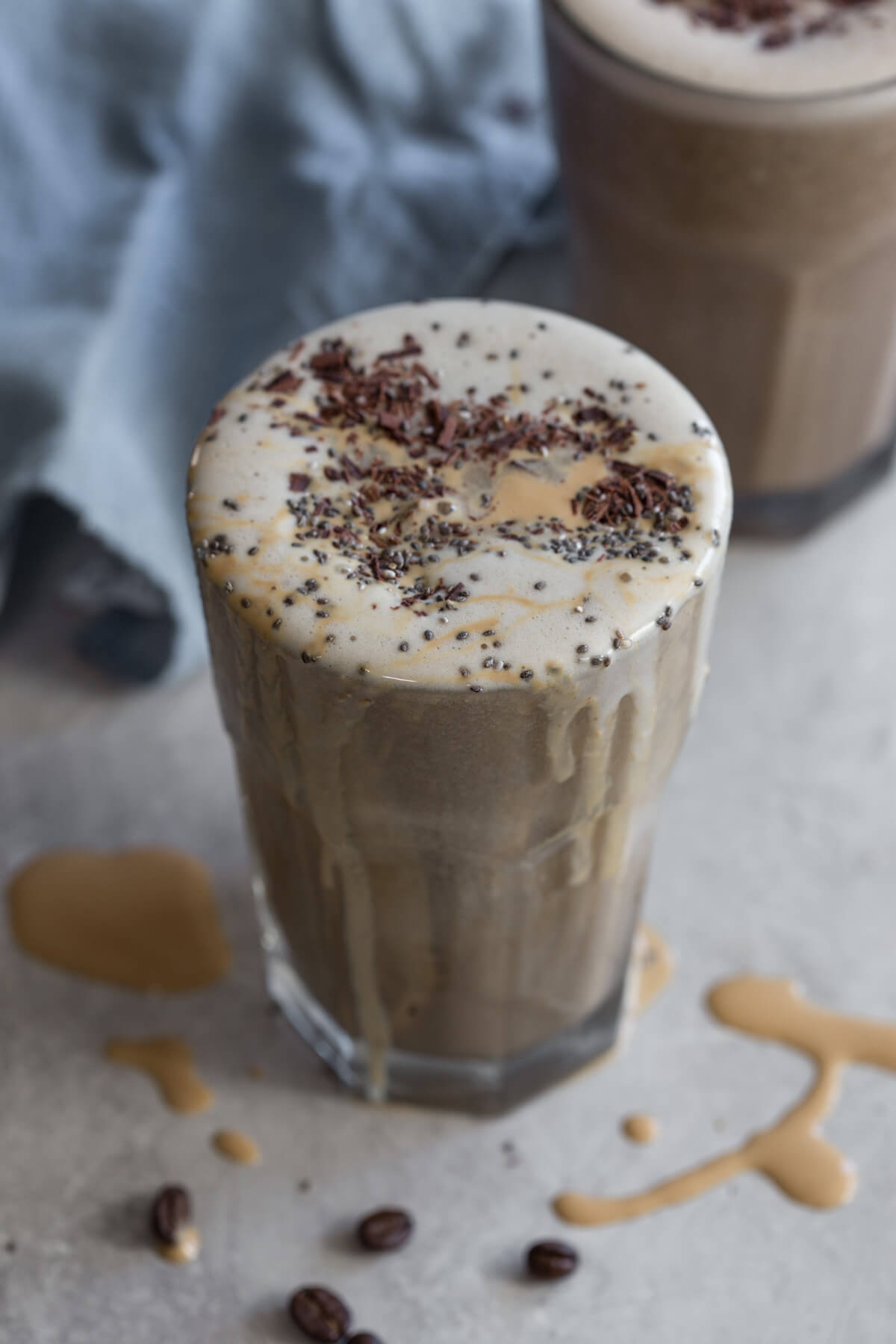 Coffee Lovers Protein Shake