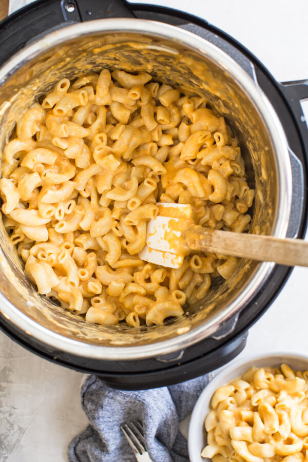 mac n cheese instant pot